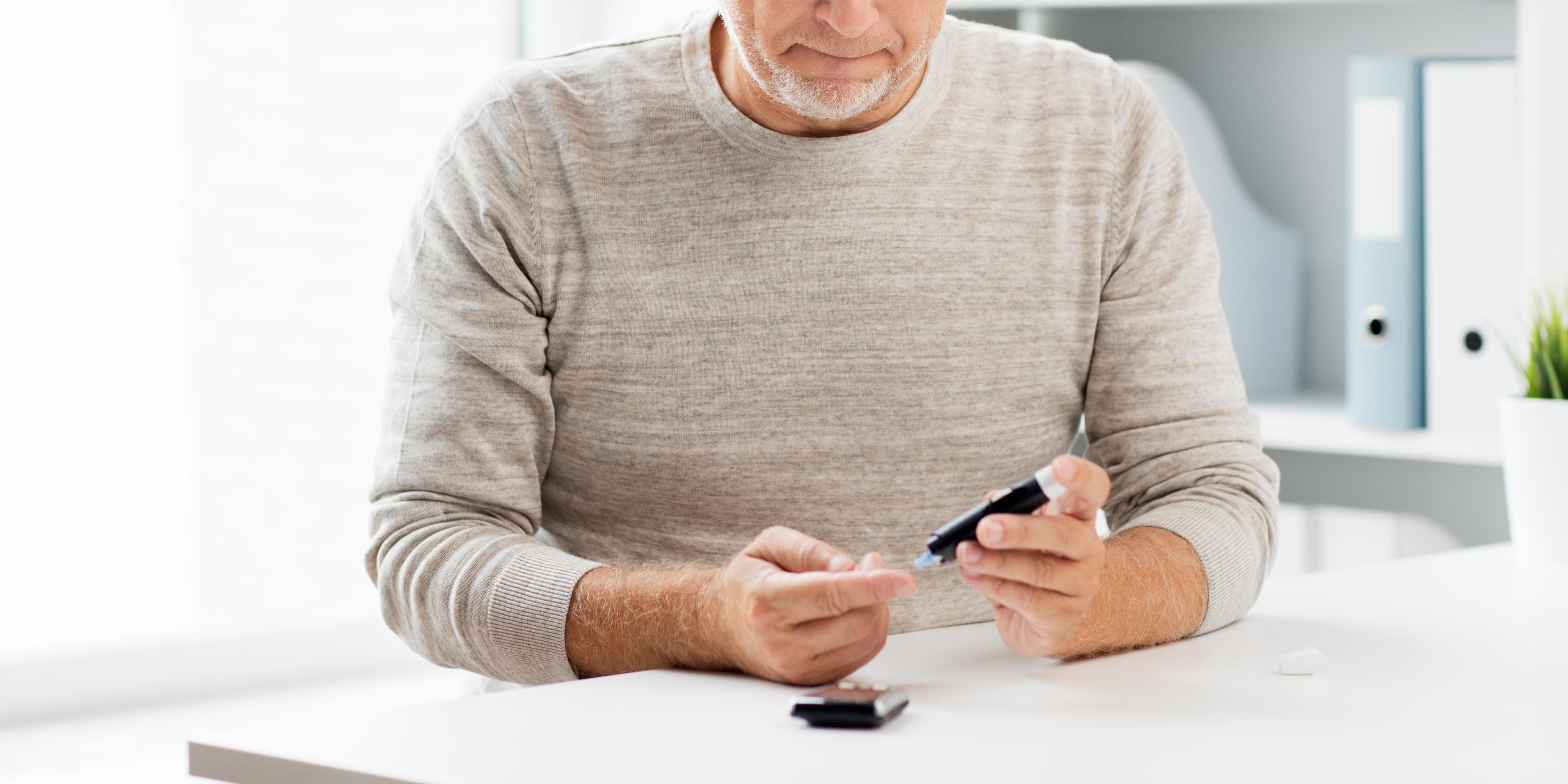Terveyskirjasto diabetes oireeton