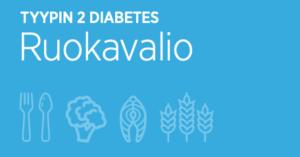 Tyypin 2 diabeetikon ruokavalio