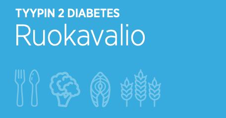 Tyypin 2 diabeteksen hoito elämäntavoilla ja ruokavaliolla